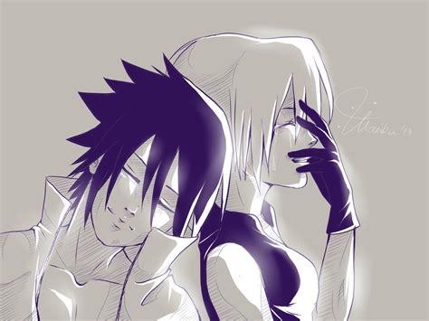 Sasuke Uchiha And Haruno Sakura Naruto Kumpulan Gambar