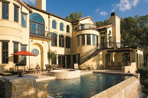 Rich People Houses Wordless Blog