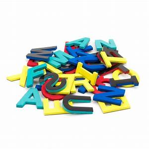 58 uppercase magnetic foam letters punctuation assorted With foam magnetic alphabet letters