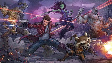 Guardian Animated Wallpaper - guardians of the galaxy wallpapers hd desktop and mobile