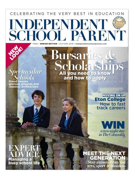 Independent School Parent - The Chelsea Magazine Company