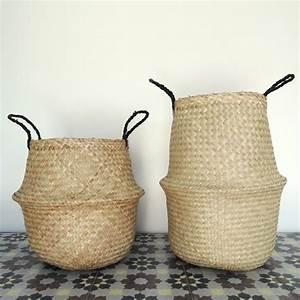 Panier Thailandais Pas Cher : panier paille pas cher le mariage ~ Melissatoandfro.com Idées de Décoration