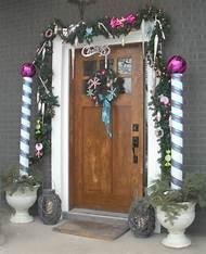 candyland christmas door decorations - Candyland Christmas Door Decorations