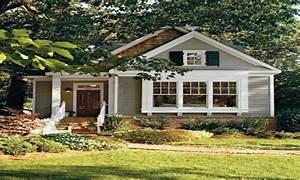 Craftsman Bungalow Paint Colors Cute Cottage House Cutest