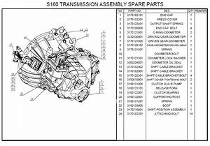 Geely Gearbox S160