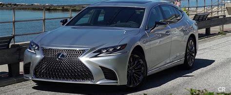2018 Lexus LS Is