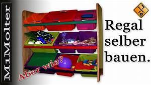Faltboxen Für Regale : regal selber bauen wie anleitung kinderregal mit ~ Watch28wear.com Haus und Dekorationen