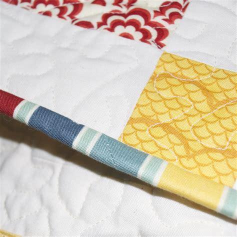 Let's begin sewing...: Quilt Binding
