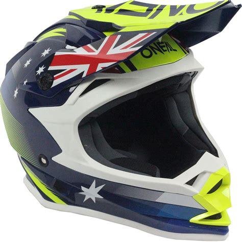 new motocross helmets oneal new 2017 mx 7 series evo australia dirt bike blue