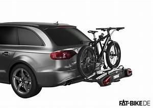 Fahrradträger Anhängerkupplung Thule : fatbike fahrradtr ger von thule f r die anh ngerkupplung ~ Kayakingforconservation.com Haus und Dekorationen