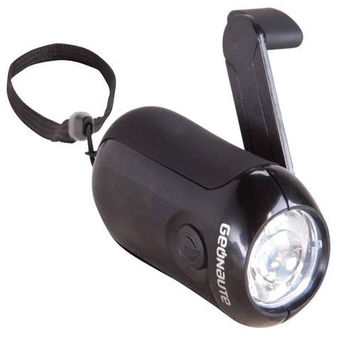le frontale dynamo decathlon lada torcia dynamo 100 geonaute illuminazione illuminazione e accessori