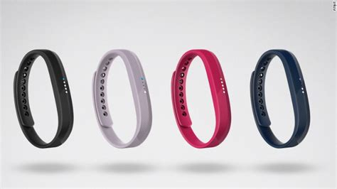 fitbit flex colors fitbit unveils two new fitness trackers the charge 2