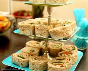Platter Party Food Ideas