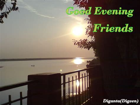 Good Evening Friends   DesiComments.com