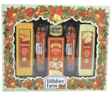 hillshire farm christmas gift set hillshire farm cheese gift set 20 1 oz shop your way shopping earn points on