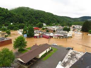 ... <b>flooding</b> that was the worst the state has seen in a century. <b>Virginia</b>