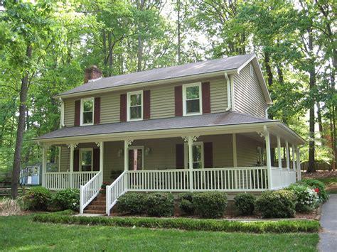 wrap around porch homes wrap around porch