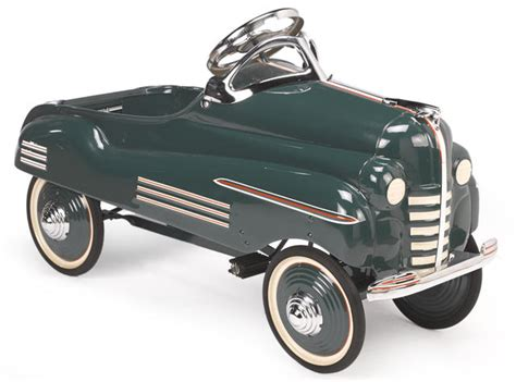 Restored Classic Pedal Cars Are Amazing