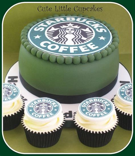 The best selection of royalty free happy birthday cup cake vector art, graphics and stock illustrations. Starbucks themed cake   All things Starbucks   Pinterest   Beautiful, Themed cupcakes and Photos