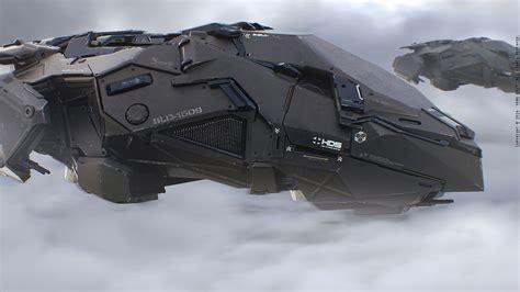 Concept Vehicles by Krsld Aka Krysalid Futuristic Concept Design Cki Vang