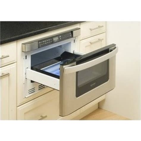 kbps sharp  built  microwave drawer