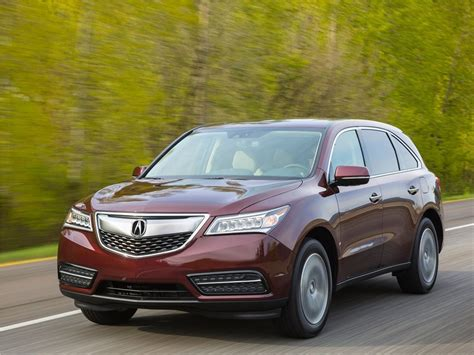 Acura Mdx Cars by 2014 Acura Mdx Seven Seat Luxury Suv Acura Car Pictures