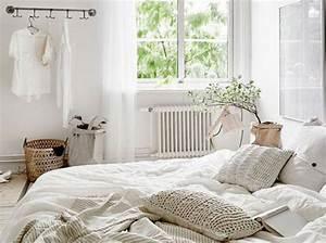 40 idees deco pour la chambre elle decoration With décoration chambre adulte avec matelas naturel bébé