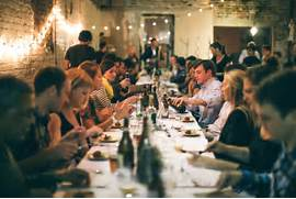 New York City Dining Clubs Are The New Dinner Parties  Observer
