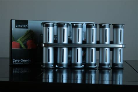 Zevro Spice Rack by Spices For Tight Spaces The New Lighter