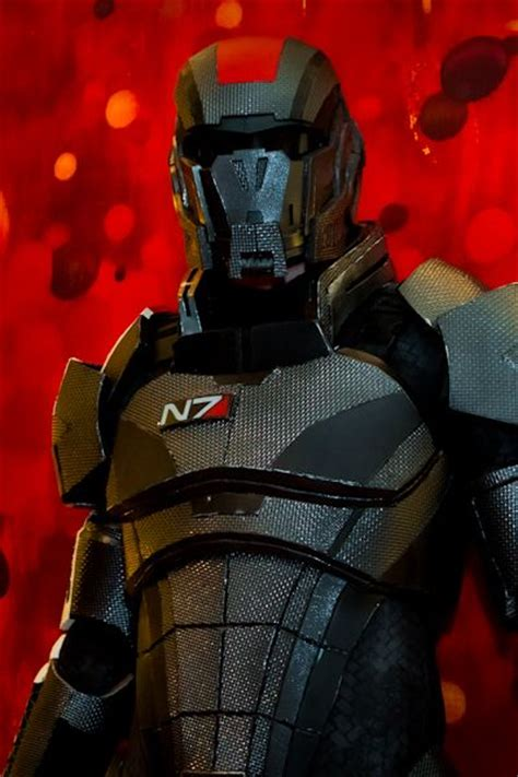 Mass Effect 3 N7 Armor Template by Related Keywords Suggestions For N7 Armour