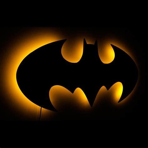 lighted batman logo wall cnc project ideas batman l batman room batman bedroom