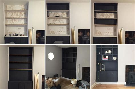 Living Room Shelving Plans by How I Saved 163 700 On My Alcove Shelving Living Room
