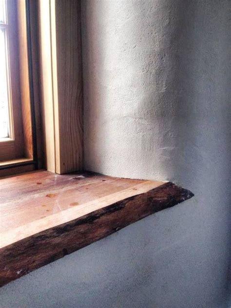 Window Sill Edging by Live Edge Wood Window Sill Build Naturally Wood Window