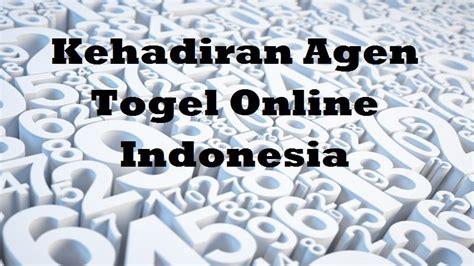 Kehadiran Agen Togel Online Indonesia - Apostoladodelacruz.org