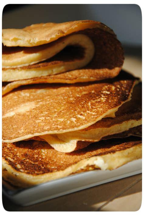 cuisiner tofu soyeux pancakes au tofu soyeux par crème de sucre