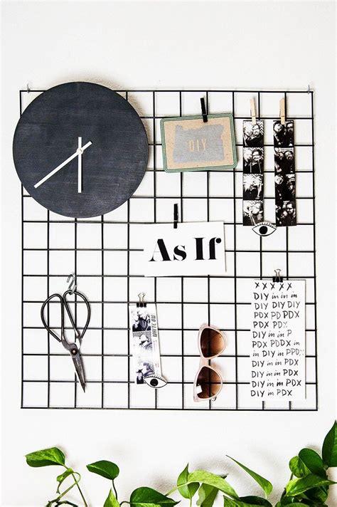 wall grid organizer diy metal wall grid minimalist decor 3311