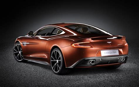 The Aston Martin Vanquish 20 (2014) Pursuitist