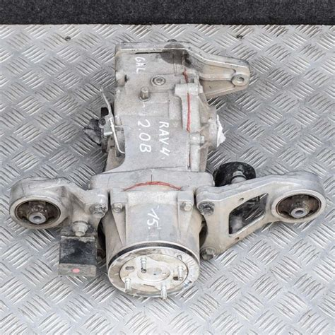 toyota rav rear differential diff hu xa  vvt