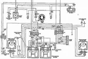 Fiat Spider 124 Wiring Diagrams