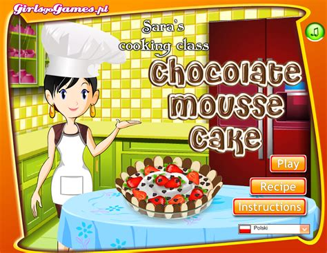 Sara S Cooking Class Games For Girls