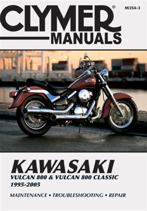 95 Kawasaki Vulcan 800 by Kawasaki Vulcan 800 Vulcan 800 Classic Motorcycle 1995