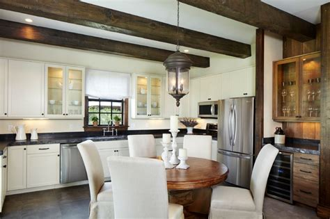 Belgian Chic Cabin  Rustic  Kitchen  Other  By Giana