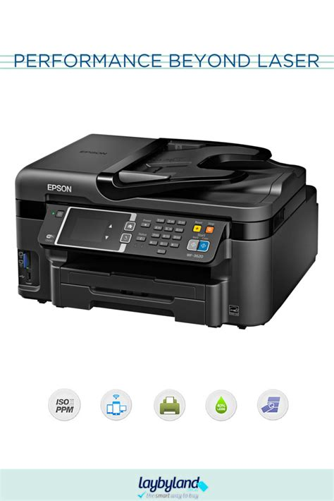 Printer and scanner software download. Epson Wf 3620 Software Download : Download Epson Workforce ...