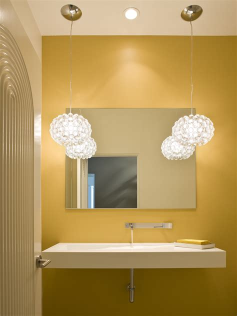 20 Beautiful Modern Bathroom Lighting Ideas 15201