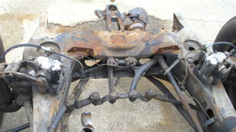 1955 Bentley R-type Rolling Chassis Frame For Sale In Port