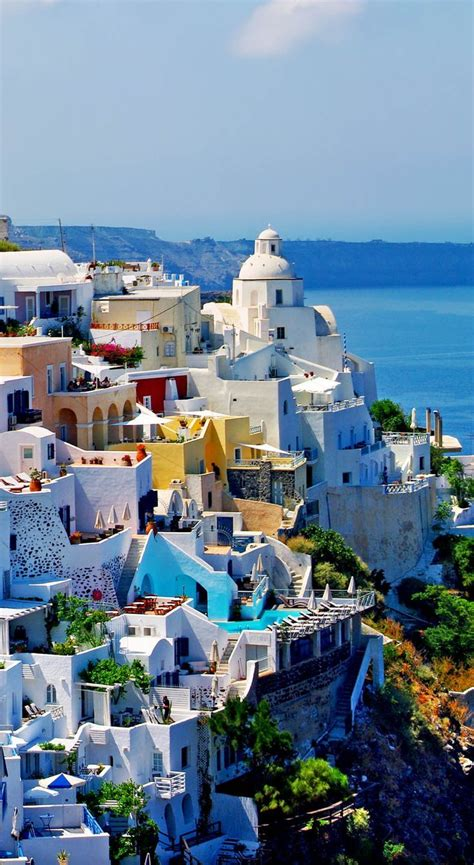 284 Best Images About Greece The Island Santorini On