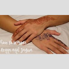 Top 7 Tips On How To Remove Henna And Jagua Stains From