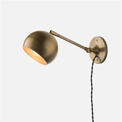 black wall l plug in wall lights design modern plug in wall sconce lighting