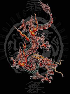 dragon  mobile wallpaper mobile toones