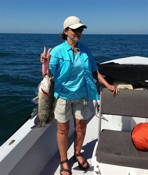 fishing fortmyers grouper myers fort report